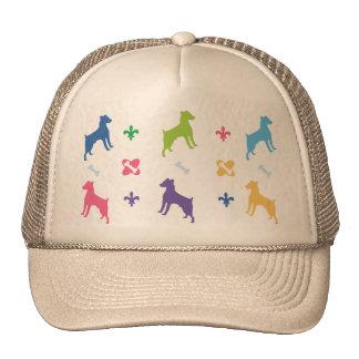 Jack Russell Terrier Gorras