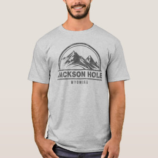 Jackson Hole Wyoming Camiseta