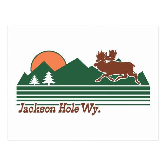 Jackson Hole Wyoming Postal