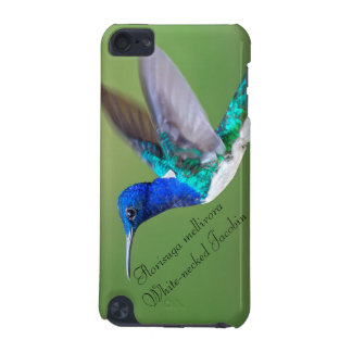 Jacobin Blanco-necked Carcasa Para iPod Touch 5G