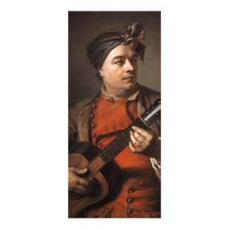 Jacques que toca la guitarra de Mauricio de La Tou Lonas Publicitarias
