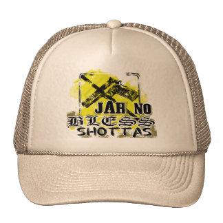 """""""Jah ningún bendice shottas """" Gorros"""