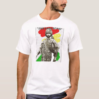 Jah Rastafari Camiseta