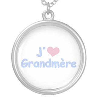 J'aime Grandmère (francés) Grimpolas