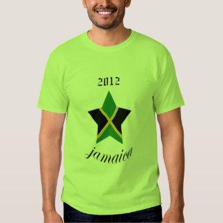 Jamaica 2012 se divierte la camiseta