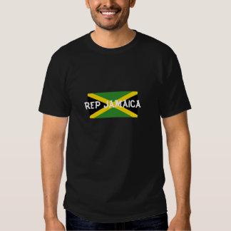 """""""Jamaica """" Camisetas"""