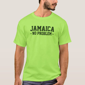 Jamaica ninguna camisa del problema