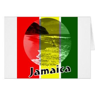 Jamaica Tarjeta De Felicitación