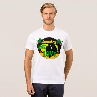 Jamaica una camiseta de la luna de miel de la