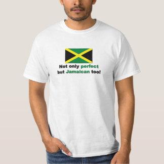 Jamaicano perfecto camisetas