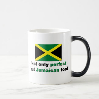 Jamaicano perfecto taza mágica