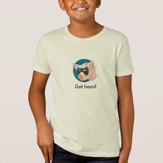 ¿Jamón conseguido? Camiseta