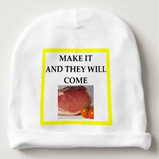 jamón gorrito para bebe