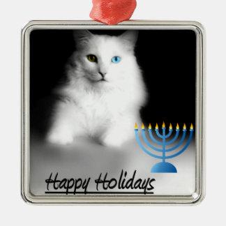 Jánuca feliz - ornamento adornos de navidad