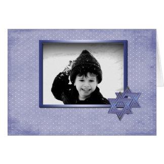 Jánuca protagoniza la tarjeta de la foto
