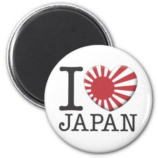 Japón 2 imán redondo 5 cm