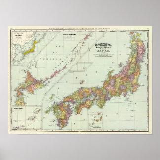 Japón 8 póster