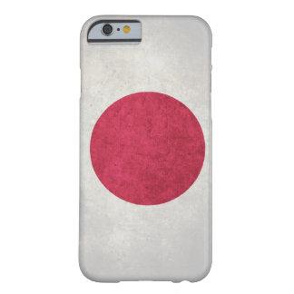 Japón; Bandera japonesa Funda De iPhone 6 Barely There
