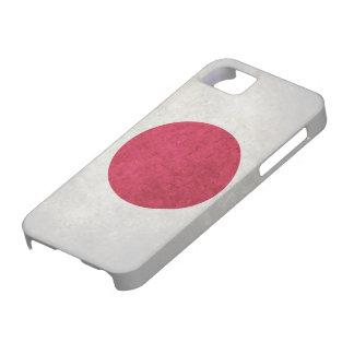 Japón; Bandera japonesa iPhone 5 Case-Mate Cárcasas