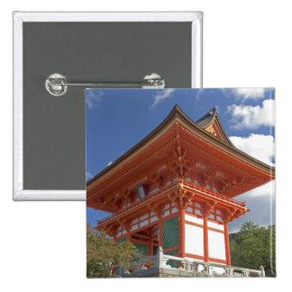 Japón, Kyoto, puerta altísima del templo Pin