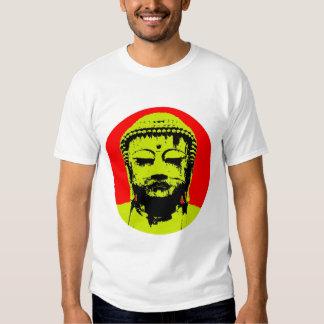 Japonés Buda Camisetas