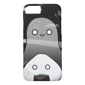 Japonés Manga Onigiri de Halloween Funda iPhone 7