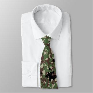 Japonés Shin Meisai Camo Corbatas Personalizadas