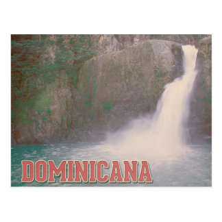 Jarabacoa baja Dominicana Postal