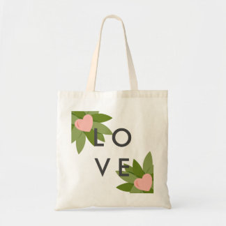 Jardín 02 del amor del verano bolso de tela