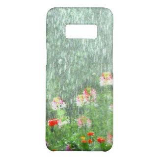 Jardín de flores en la caja de la galaxia S8 de la Funda De Case-Mate Para Samsung Galaxy S8