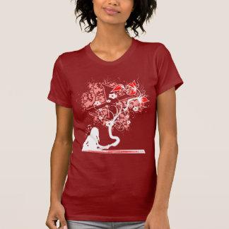Jardín de piedras camiseta