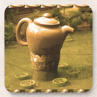 Jardín de TÉ, China Posavasos De Bebida