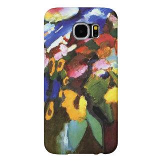 Jardín de Wassily Kandinsky-Murnau Funda Samsung Galaxy S6