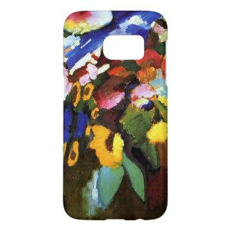 Jardín de Wassily Kandinsky-Murnau Funda Samsung Galaxy S7