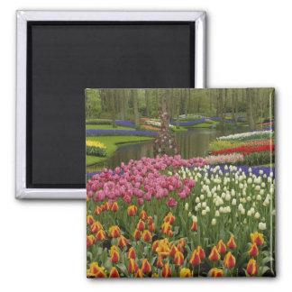 Jardín del tulipán y del jacinto, jardines de Keuk Imán