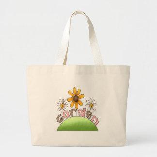 Jardín del verano bolsas de mano