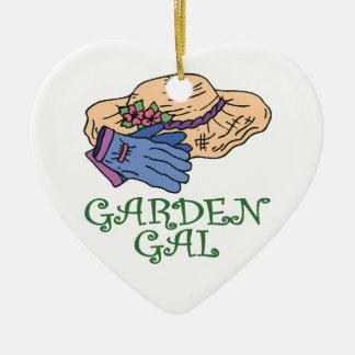 Jardín galón, jardinero adorno de cerámica