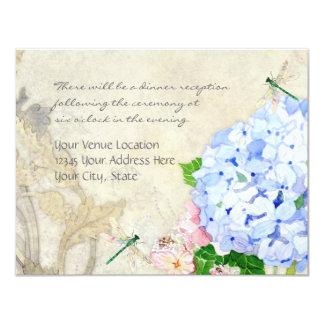 Invitaciones jard n ingl s for Jardin azul canal 9