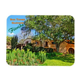 Jardines la Florida de la torre de Bok de la Imán Flexible