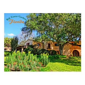 Jardines la Florida de la torre de Bok de la Postal
