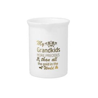 Jarra Ame mis diseños del Grandkid