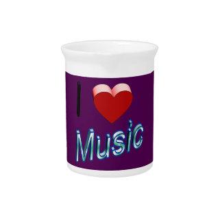 Jarra Amo la música 2