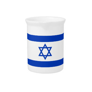 Jarra Bandera de Israel