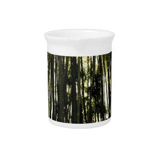 Jarra Bosque de bambú