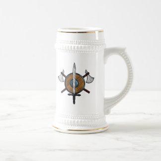 Jarra De Cerveza Brazos medievales