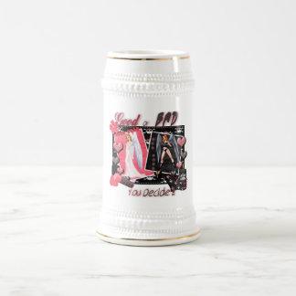 Jarra De Cerveza Bueno o malo - Stein