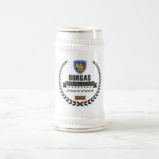 Jarra De Cerveza Burgas