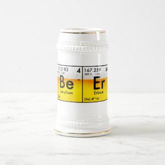 Jarra De Cerveza Cerveza química Stein
