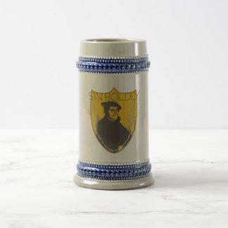 Jarra De Cerveza Del pecado cerveza Stein de Martin Luther