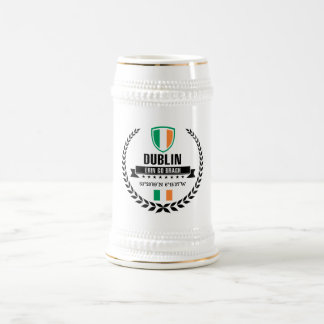 Jarra De Cerveza Dublín